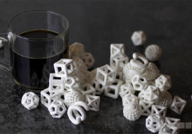 3D Druck mit Zucker