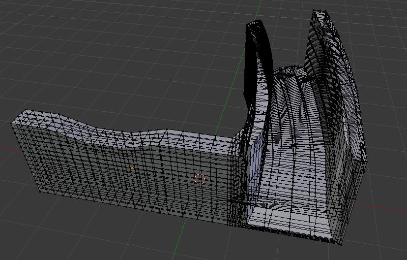 Kabelschiene für Leapfrog Creatr 3D-Drucker