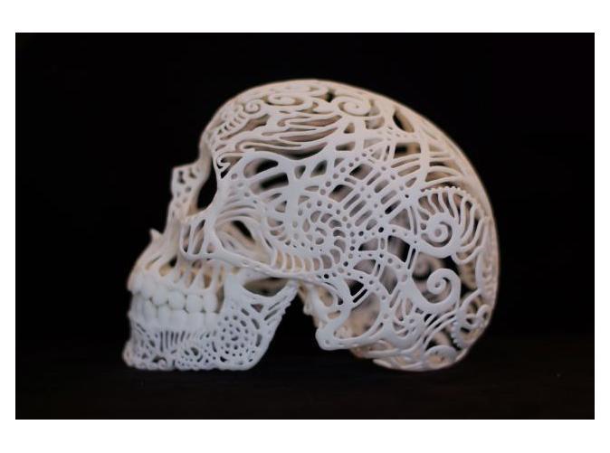 Skull_SLS