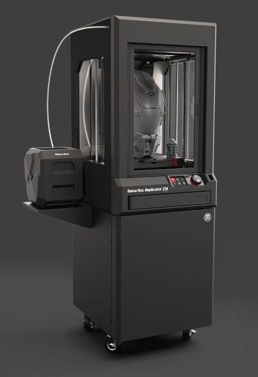 Makerbot Replicator Z18 kann ab sofort bestellt werden