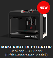 Makerbot Replicator 5te Generation Desktop 3D-Drucker Review